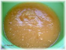 Dessert - Apfel-Quitten-Mus - Rezept