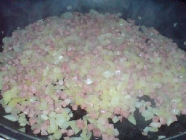 Grützwurst mit Quarkkartoffeln und Sauerkraut - Rezept - Bild Nr. 5