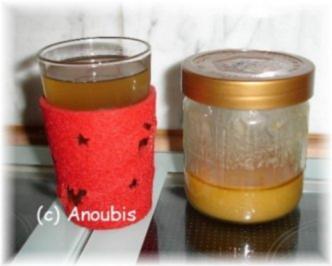 Heißgetränk - Heisser Honig - Rezept