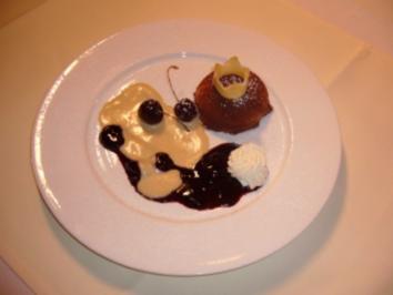 Dom Schokolade a la Wolfgangka - Rezept