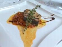 Schwertfisch mit Biscayenne - Rezept