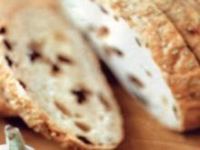 teig pane ai fichi secchi e semi di finocchio - Rezept