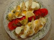 Ei mit Sardellen... ein schönes Abendessen - Rezept