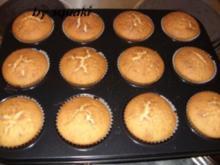 Toblerone Muffins - Rezept