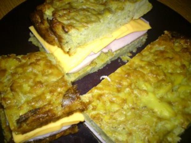 Ofenrösti-Sandwich - Rezept - Bild Nr. 2