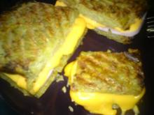 Ofenrösti-Sandwich - Rezept