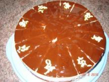 Kuchen + Torten : Bananentorte - Rezept