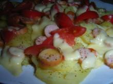 """Kartoffel-Teller """"Easy and Fast Kitchen"""" - Rezept"""