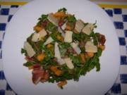 Melonen-Schinken-Salat - Rezept