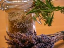 Mediteranes Salz - Rezept