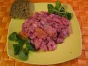 Russischer Salat  -  wie ihn meine Mutter zubereitete - Rezept