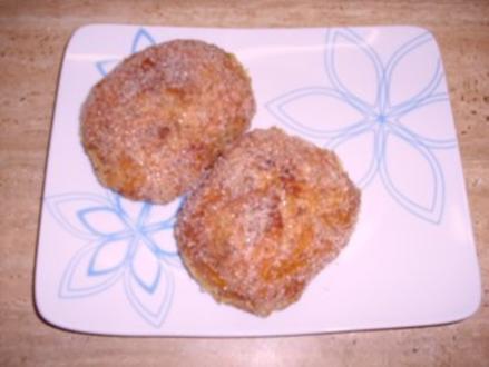 Zimtbrötchen mit Vanillesoße - Rezept