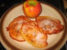 Verschiedenes: Lisa's Apfelquarkpfannküchla! - Rezept