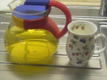Getränke - warm - Andrea's Power-Tee - Rezept
