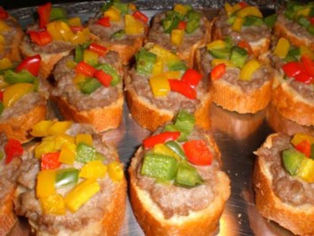HACKBROTE - gebacken - Rezept - Bild Nr. 2