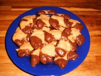 Rezept: Schokoladenkipferl