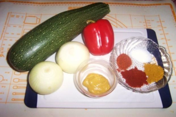 Zucchini Chutney - Rezept - Bild Nr. 3