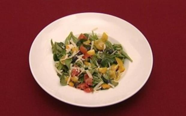 Bunter Feldsalat (Heike Schroetter) - Rezept