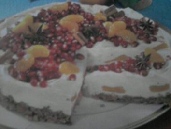Rezept: Spekulatius-Torte