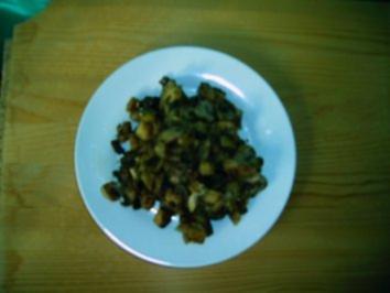 Champignons - Bratkartoffel-Pfanne - Rezept