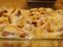 Brotpudding - Rezept