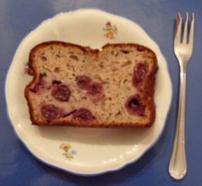 Kuchen - Kirsch-Quark-Mohn-Kuchen - Rezept