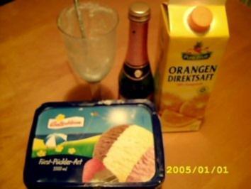 Cocktail: erdbeerige Sünde - Rezept