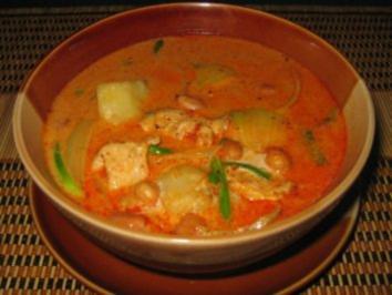 Thai-Curry Massaman