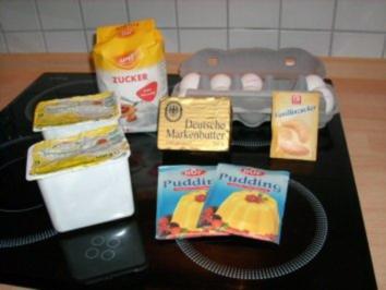 Dresdener Eierschecke - Rezept