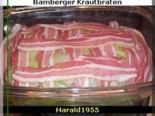 Bamberger Krautbraten - Rezept