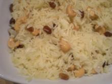 """BEILAGE- """"Indischer gebratener Reis"""" - Rezept"""