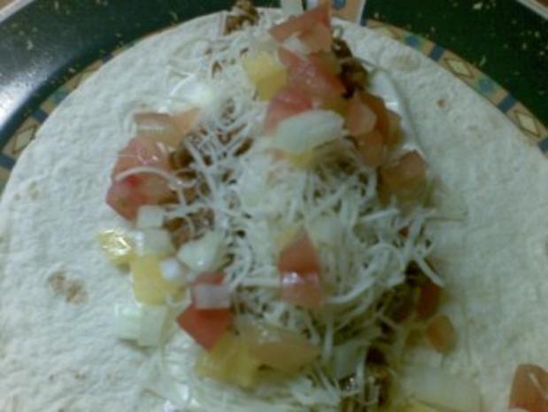 Mexican Tortilla Wraps - Rezept - Bild Nr. 9