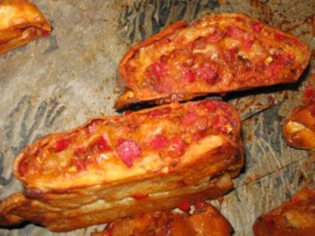 Pizzaschnecken - Rezept - Bild Nr. 3