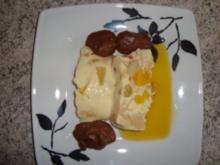 Desserts: Bourbonvanille-Früchte-Traum - Rezept