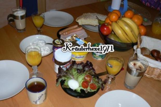 Sonntag = Familienfrühstück - Rezept - Bild Nr. 2