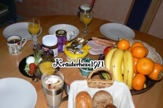 Sonntag = Familienfrühstück - Rezept - Bild Nr. 5