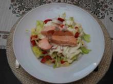 Fisch : Geräucherter Lachs - Zubehör - Räuchertopf - Rezept