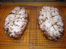 Kuchen+Torten : Christstollen - Rezept