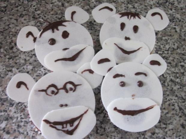 Affen-Muffins - Rezept - Bild Nr. 2