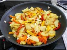 Kartoffeln - Bratkartoffeln aus rohen Kartoffeln - Rezept