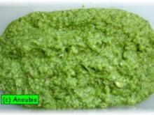 Dips usw. - Pesto aus Rucola - Rezept