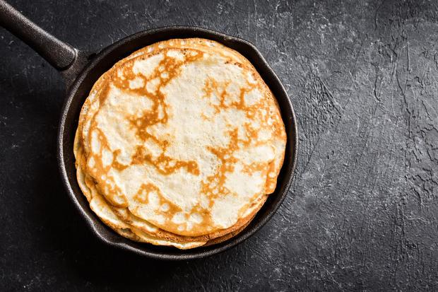 Pfannkuchen Grundrezept Rezept Mit Video Kochbarde