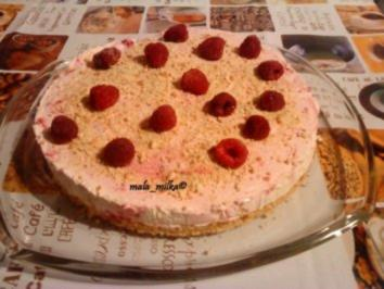 Himbeer - Mascarpone - Torte - Rezept