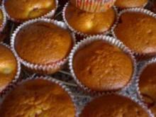 Vanillige Kirsch Muffins - Rezept