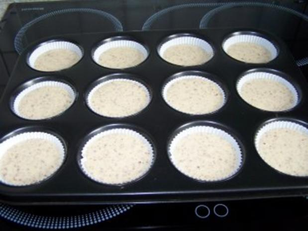 Mandel-Muffins - Rezept - Bild Nr. 2