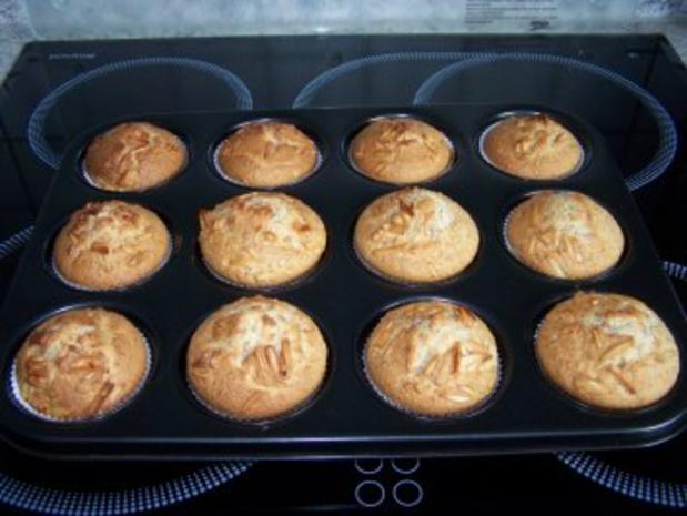 Mandel-Muffins - Rezept - Bild Nr. 5