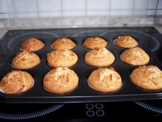 Mandel-Muffins - Rezept - Bild Nr. 6