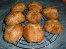 Kuchen......Brandteig      Für Windbeutel - Rezept