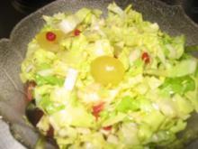Salat: Fruchtiger Endiviensalat! - Rezept