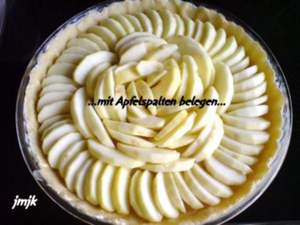 Französischer Apfelkuchen - Rezept - Bild Nr. 3